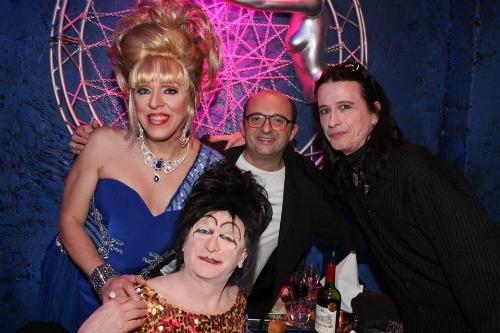 Brindille - Cabaret Artishow - Soirée Presse-People (20 mai 2016)