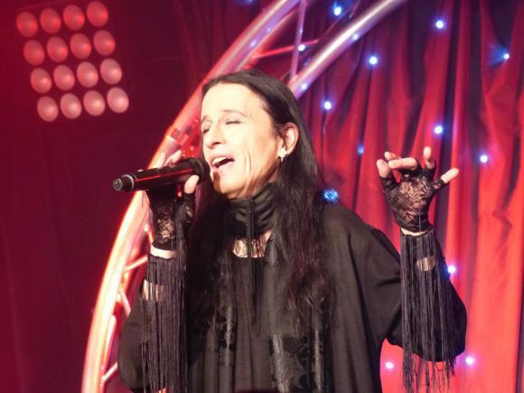 Concert Brindille 4 février 2020 Cabaret Artishow Paris (Photo : Régina Carlin)